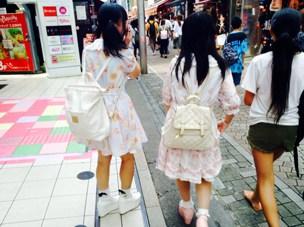 Día 13: Barrio de Shibuya y colegialas niponas