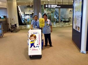 Día 14: Narita maratón