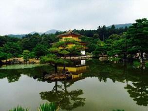 Día 5: Templo Dorado y viaje a Hiroshima