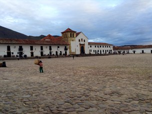 Día 2 El tiempo se detuvo en Villa de Leyva