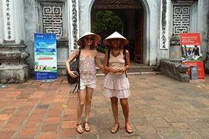 """Día 4: """"SI al sombrero vietnamita, NO a la sopa flotadora"""""""