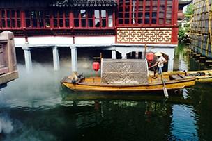 Días 12, 13, 14 y 15 - Disfrutando con calma de Shanghai